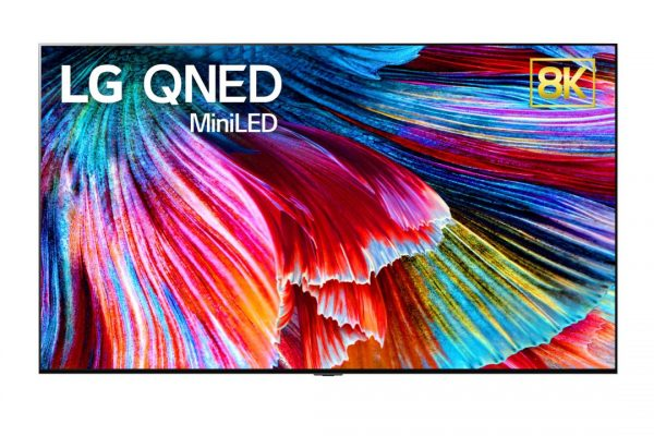 LG QNED, prime TV 4K e 8K con Mini LED